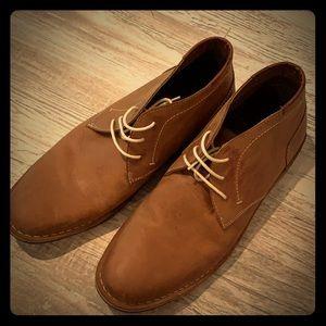 Steve Madden Leather Dress Shoes 9.5